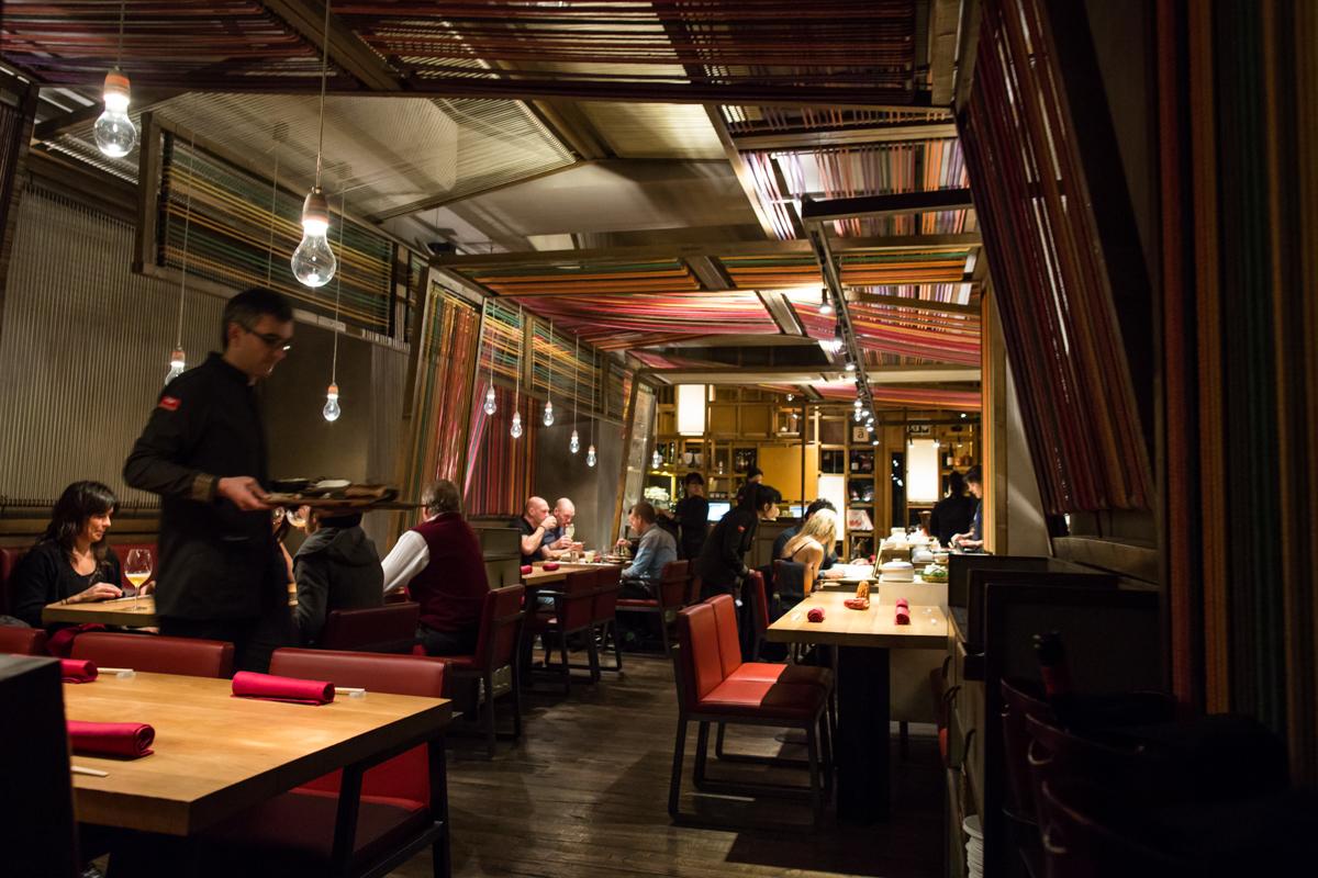 Los 5 mejores dise os del mundo en restaurantes - Barras de bar ...