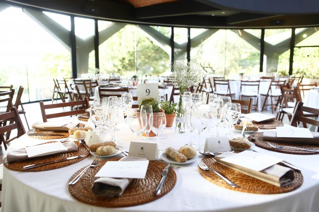 5 ideas originales para numerar las mesas de tu boda for Mesas de boda originales