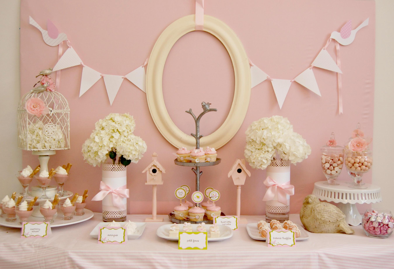 Consejos de decoraci³n para baby showers